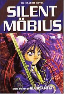 Silent Mobius Graphic Novel Vol. 09