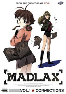Madlax DVD 01 Connections