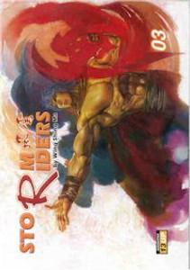 Storm Riders Graphic Novels Vol. 03