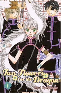 Two Flowers for the Dragon Graphic Novel 01