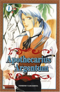 Apothecarius Argentum Graphic Novel 01