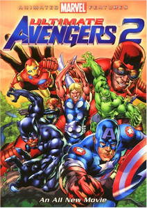 Ultimate Avengers 2 DVD