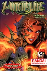 Witchblade Graphic Novel 05