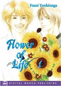 Flower of Life Graphic Novel 01