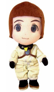 Last Exile Plush Doll Lavie 8""