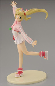 Burst Angel Amy with Long Sleeve Shirt PVC Figure
