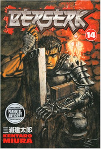 Berserk Graphic Novel Vol. 14