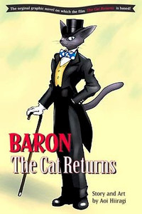 Baron - the Cat Returns Graphic Novel