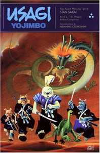 Usagi Yojimbo Vol. 04