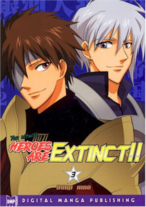 Heroes Are Extinct! Graphic Novel 03