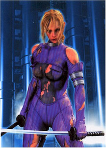 Tekken 4 Wallscroll #164