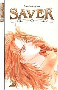 Saver Graphic Novel 02