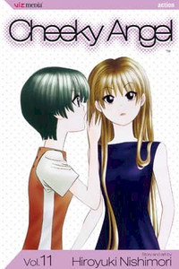 Cheeky Angel Graphic Novel Vol. 11