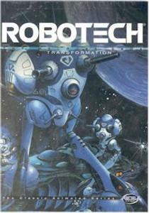 Robotech DVD Vol. 02: Transformation