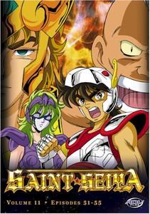 Saint Seiya DVD Vol. 11