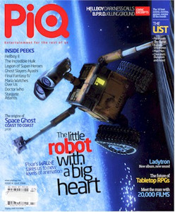 PiQ Magazine July 2008 Issue #04