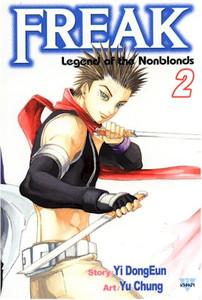 Freak Legend of the Nonblonds Graphic Novel 02