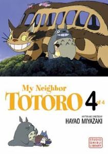My Neighbor Totoro GN Vol. 04