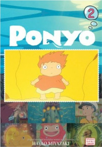 Ponyo on the Cliff by the Sea Film Comic Vol. 02