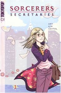 Sorcerers & Secretaries Graphic Novel 01