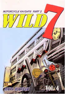 Wild 7 Graphic Novels Vol. 04