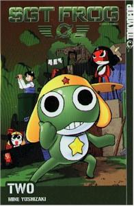 Sgt. Frog Graphic Novel Vol. 02