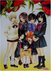 Ichigo 100% Poster #4415
