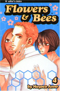 Flowers & Bees Graphic Novel Vol. 04