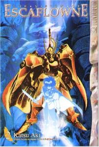 Vision of Escaflowne Graphic Novel Vol. 02