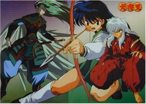 Inuyasha Poster #4105