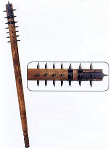 Spikes Mace Ancient Weapon 40""