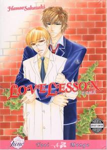 Love Lesson Graphic Novel