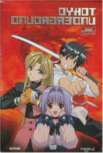 Tokyo Underground DVD LE Collector's Box w/v.1