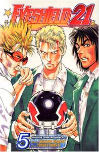 Eyeshield 21 Graphic Novel 05