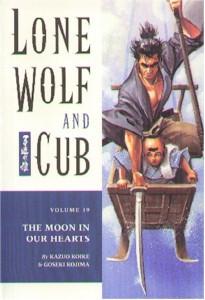 Lone Wolf & Cub Graphic Novel Vol. 19