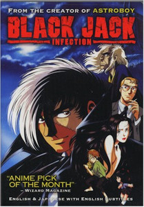 Black Jack DVD: Infection