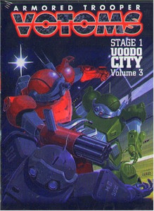 Armored Trooper Votoms Stage 1: Uoodo City - Vol. 03