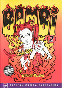 Bambi and Her Pink Gun Graphic Novel 02