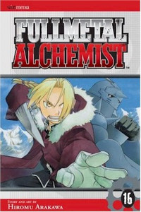 Fullmetal Alchemist Graphic Novel 16