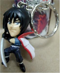 Rurouni Kenshin Keychain Figure #43079D