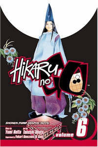Hikaru No Go Graphic Novel Vol. 06