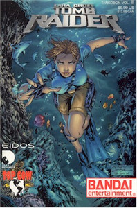 Tomb Raider Graphic Novel 02
