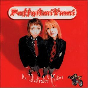 "Puffy Ami Yumi ""An Illustrated History"" Soundtracks"