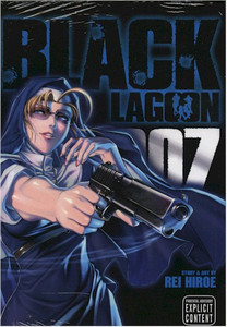 Black Lagoon Graphic Novel 07