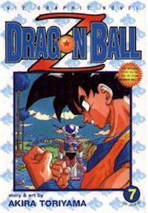 Dragon Ball Z Graphic Novel Vol. 07 (Large Size)
