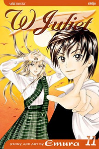 W Juliet Graphic Novel 11