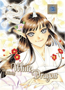 Missing White Dragon Graphic Novel 01