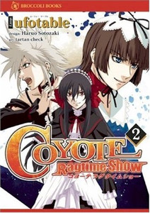 Coyote Ragtime Show Graphic Novel 02