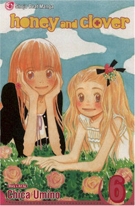 Honey and Clover Graphic Novel 06