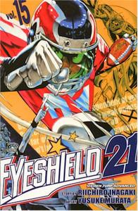 Eyeshield 21 Graphic Novel 15